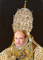TBL as WWW Pope