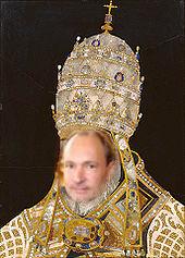 TBL as WWW Pope