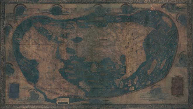 Martellus map