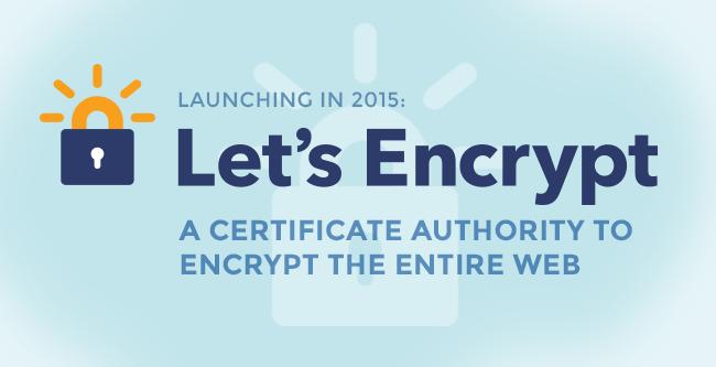 encrypt the web