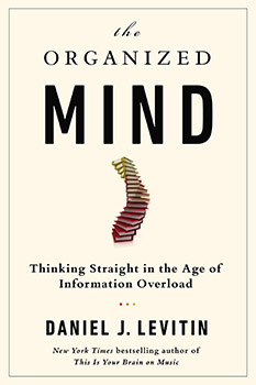 the organized mind - book cover