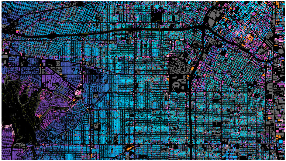 Mapping the History of L.A.'s Notorious Sprawl « Another Word For It