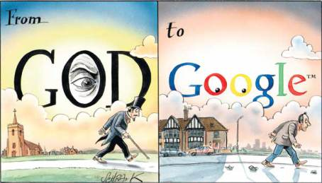 God-Google