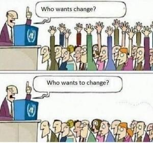 change-want