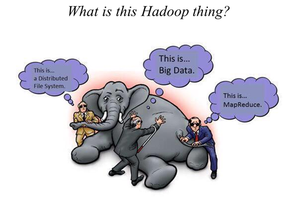 hadoop-thing