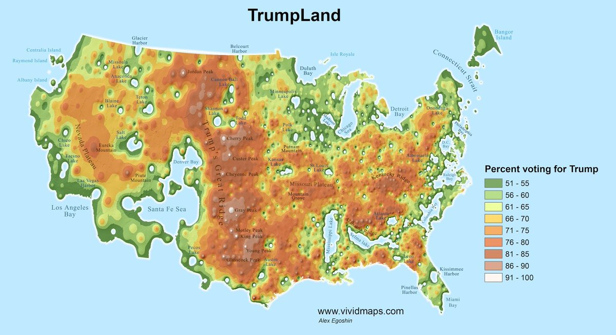 Mapping another word for it trump map fandeluxe Choice Image
